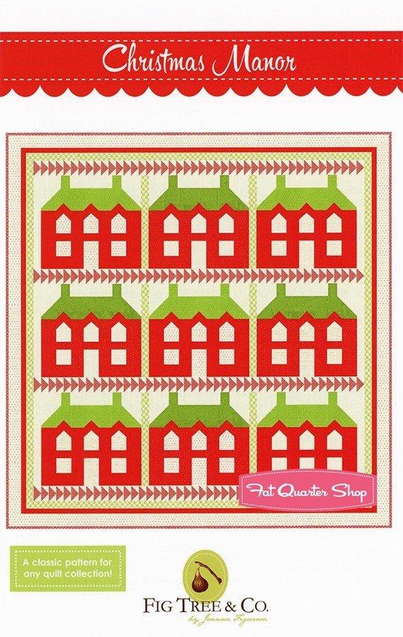 Christmas manor