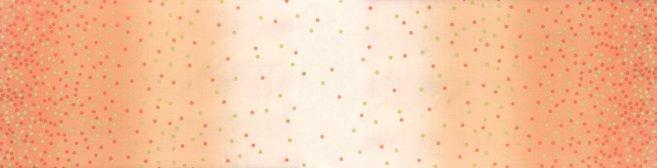 Ombre Confetti- Coral
