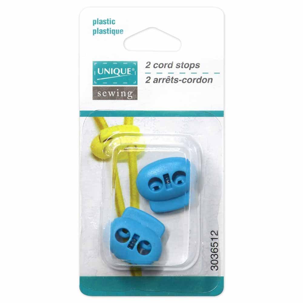 Cord Lock-Turquoise