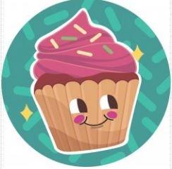 Ad-Fab Cupcake
