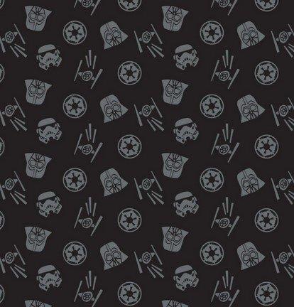 73011108B 01 Darth Vader Flannelette (21I)