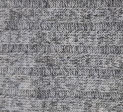 Denim Rib Sweater Knit