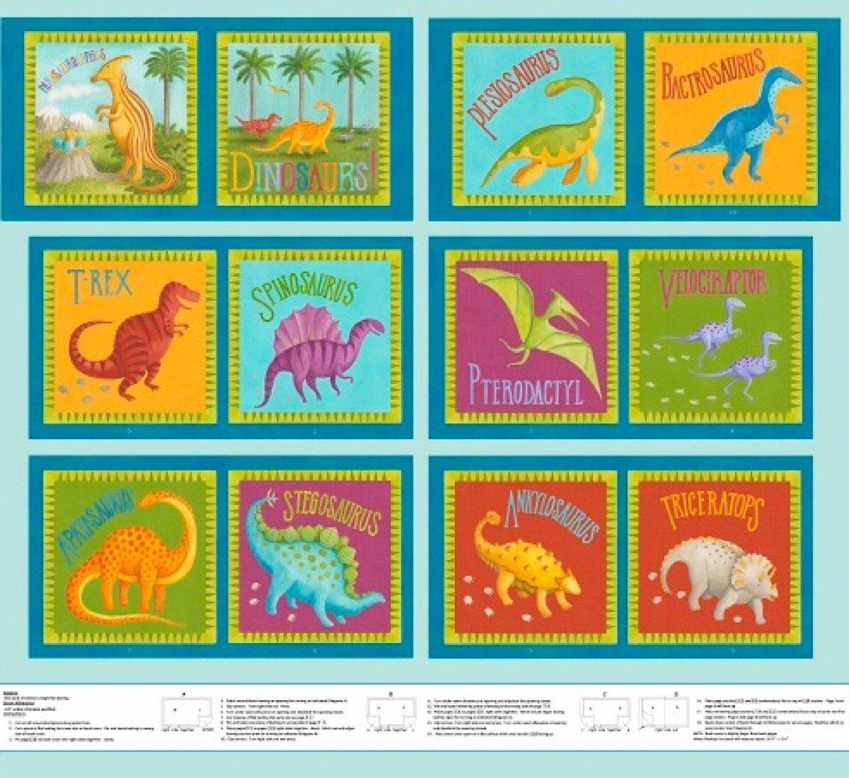 Dino Party Book