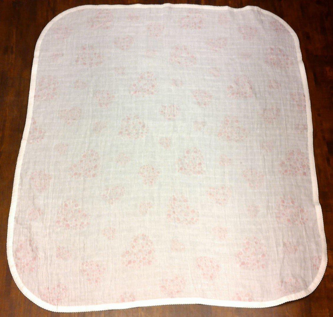 Doulbe Gauze Baby Swaddle Blanket