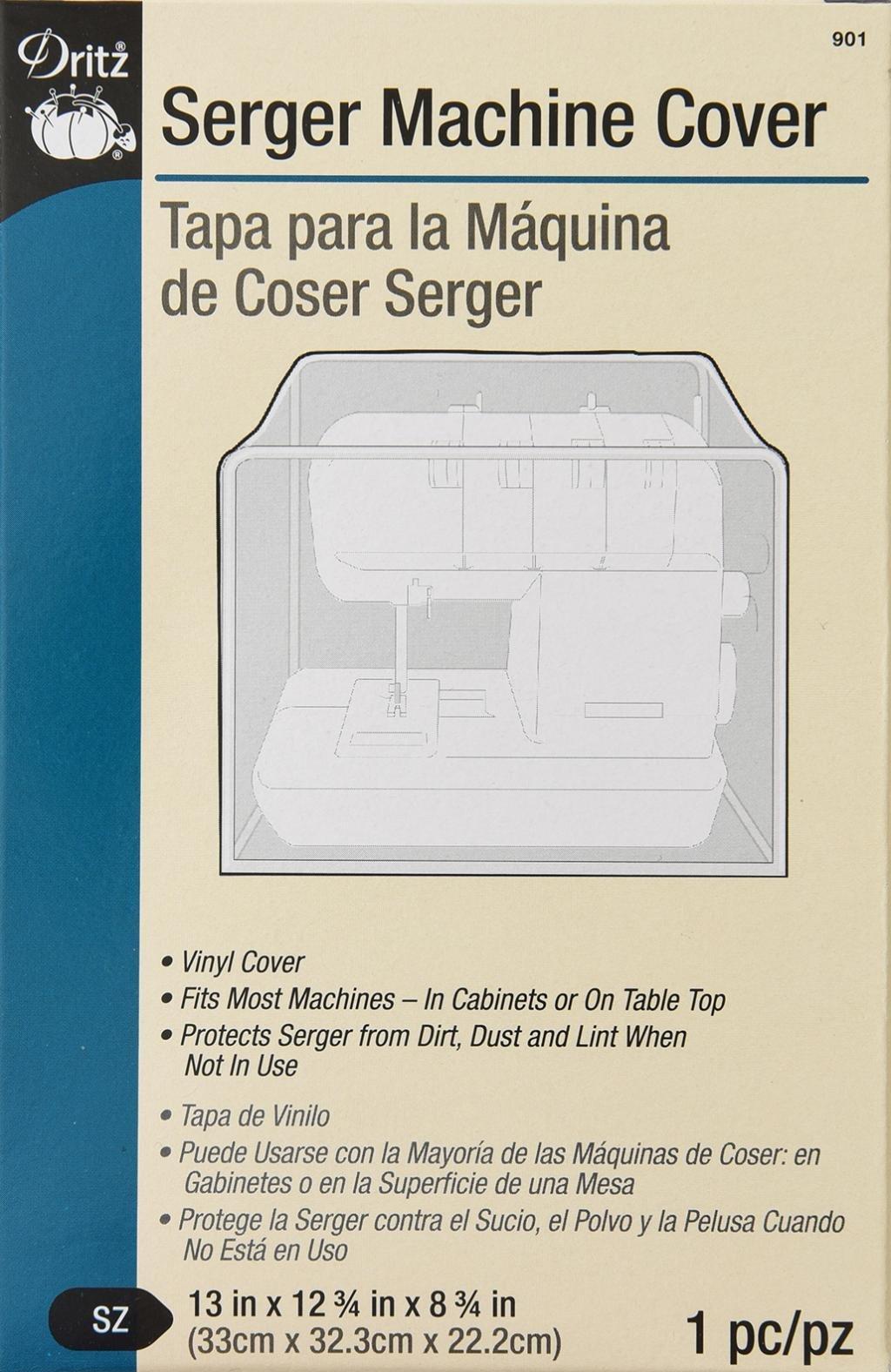 Serger machine Cover