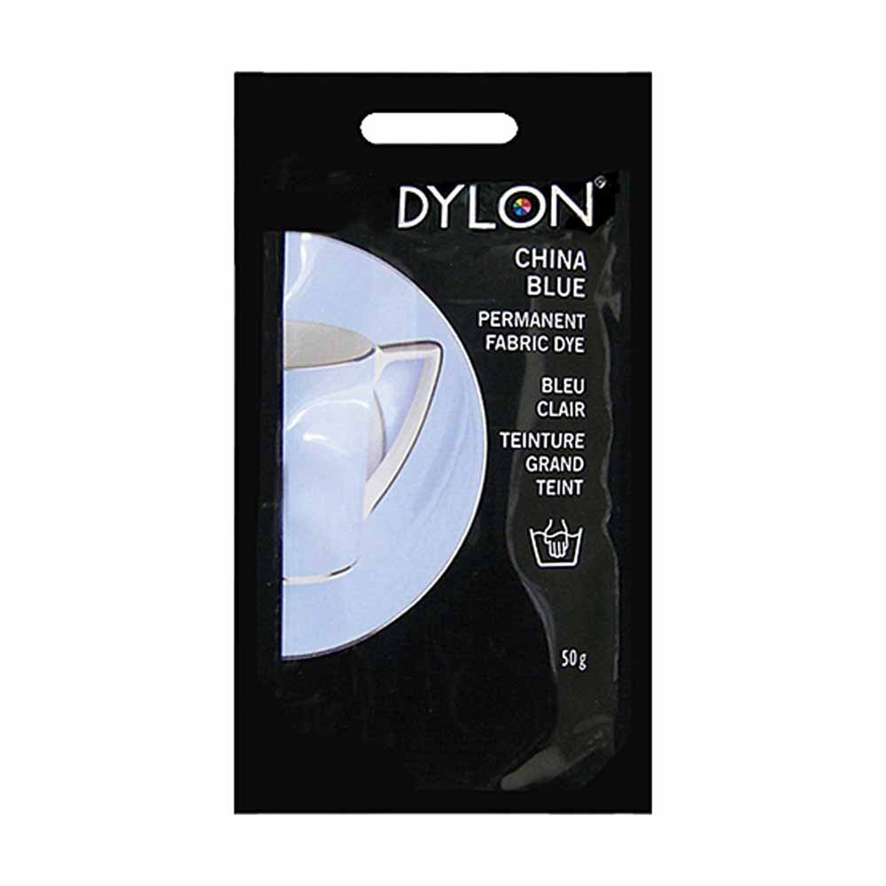Dylon Fabric Dye China Blue