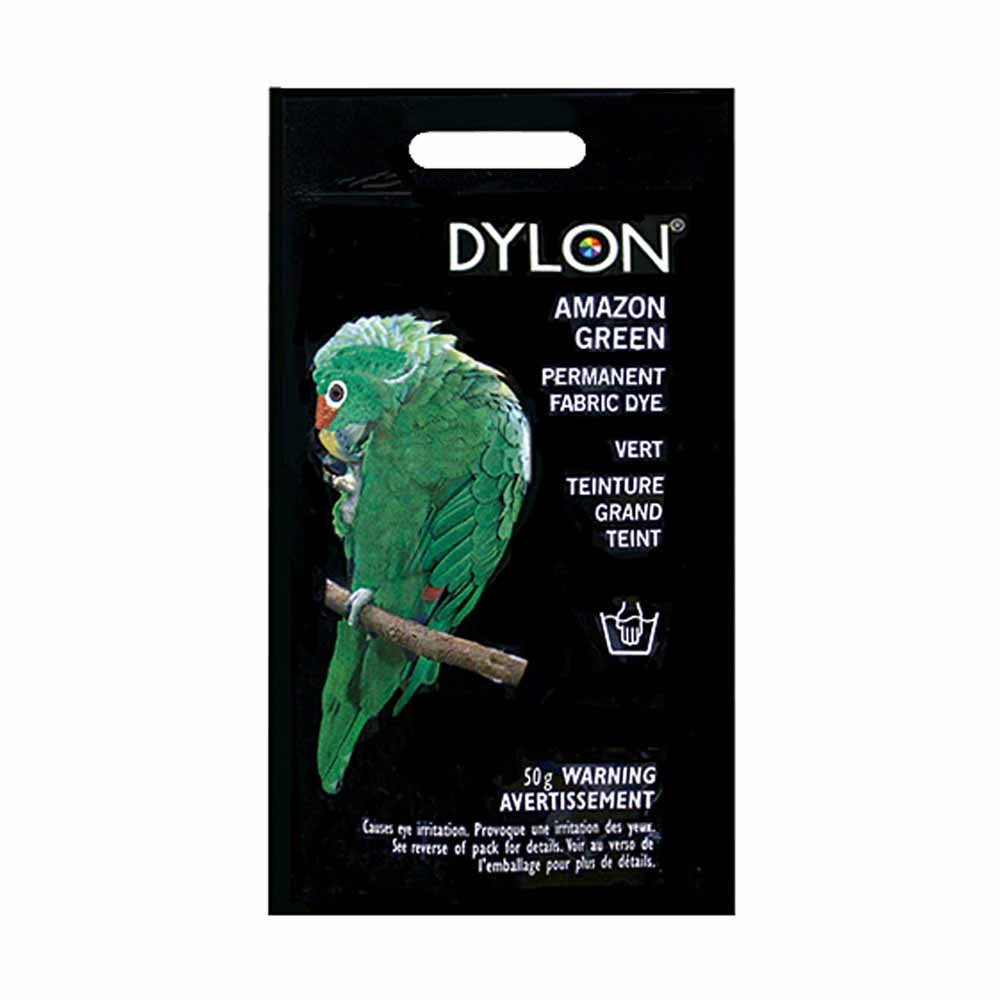 Dylon Fabric Dye Amazon Green