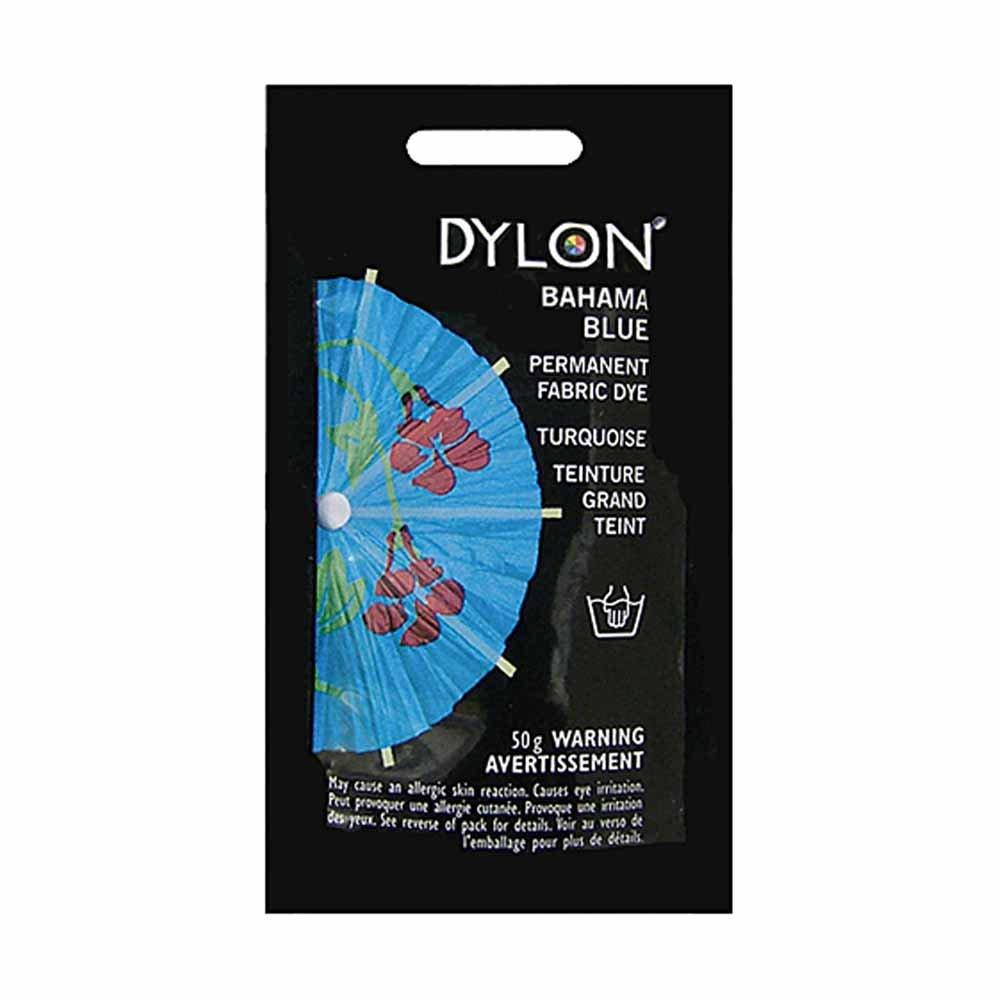 Dylon Fabric Dye Paradise Blue/Bahama Blue