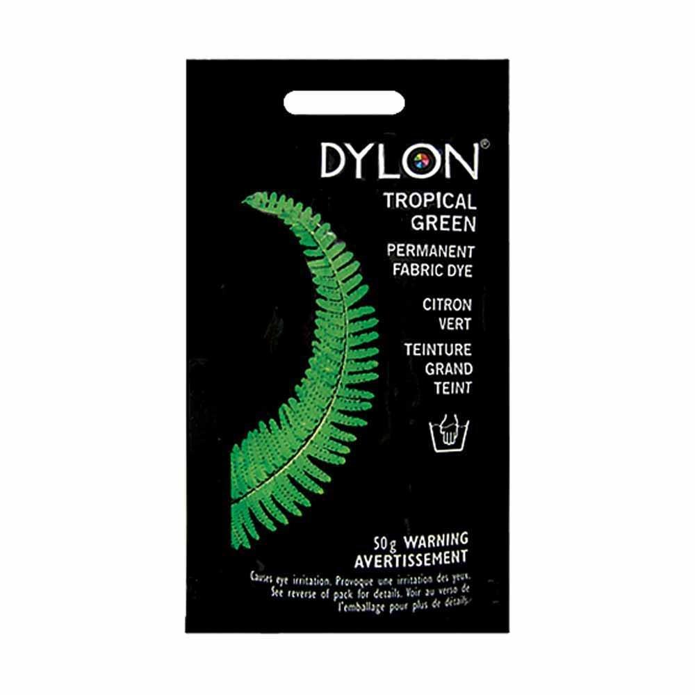 Dylon Fabric Dye Tropical Green