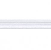 UNIQUE Braided Elastic 3mm/1/8 - White