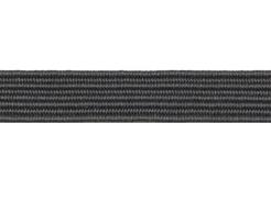 Braided Elastic 6mm/1/4 - Black