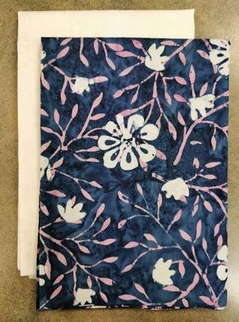 Quilters Trek- Floral Kit