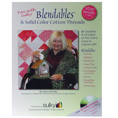 Fun with Sulky Blendables Book