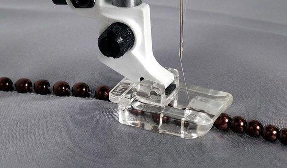 Husqvarna VIKING Mini Bead Foot 4mm