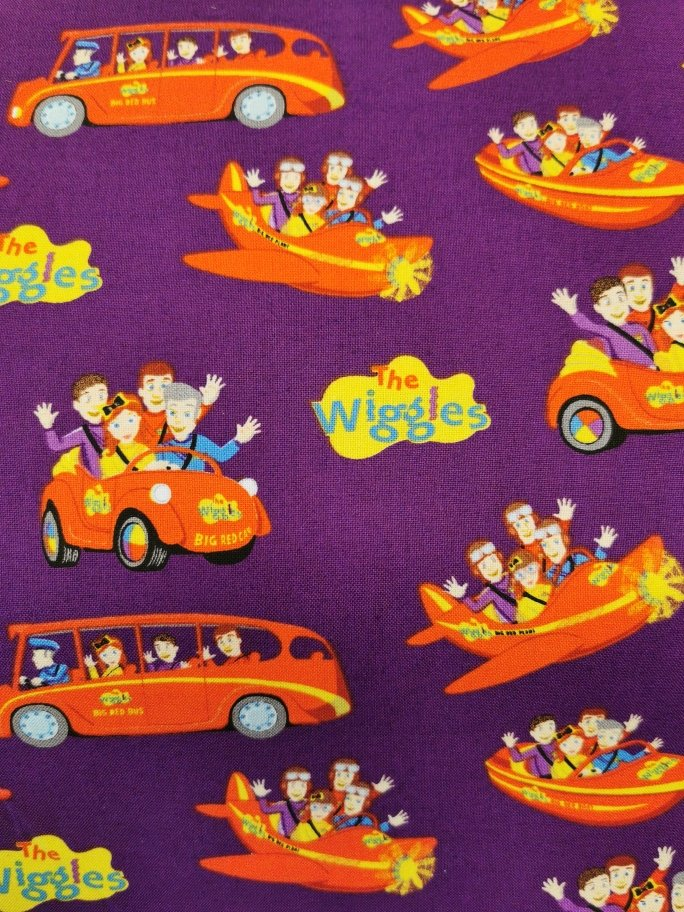 The Wiggles (21A)