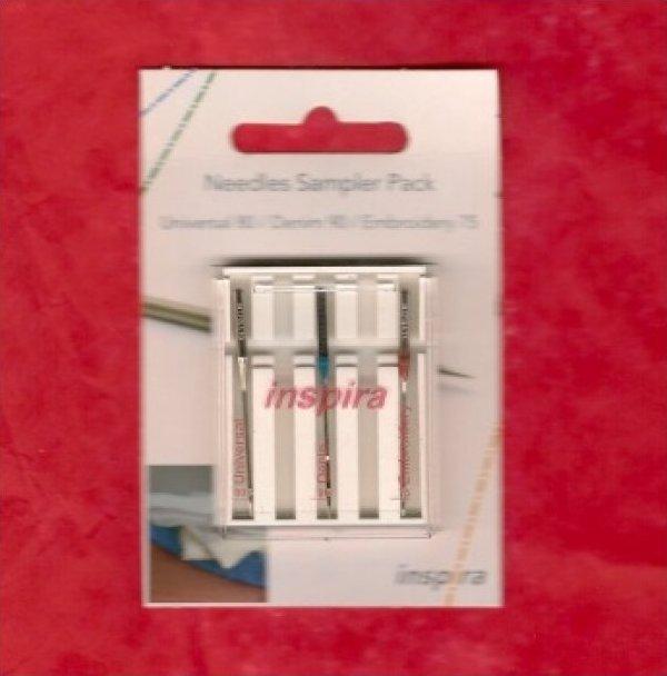 Inspira Sampler pack Needle