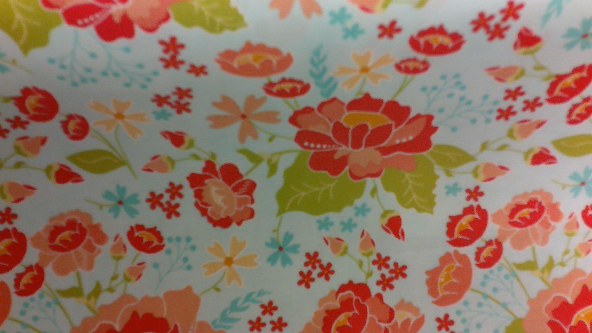 Laminated Cotton - Lulu Lane 29020-19C
