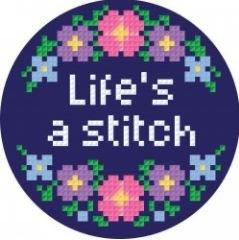 Ad-Fab Life's a Stitch