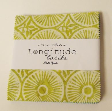 longitude charm pack