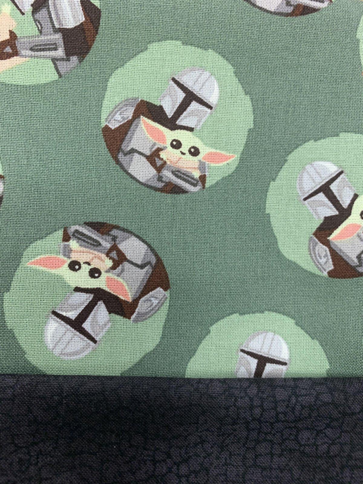 Mandalorian & Grogu Pillowcase Kit