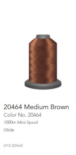 20464 Glide Medium Brown
