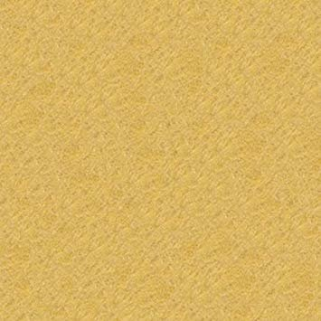 Wool Felt Mellow Yellow - square