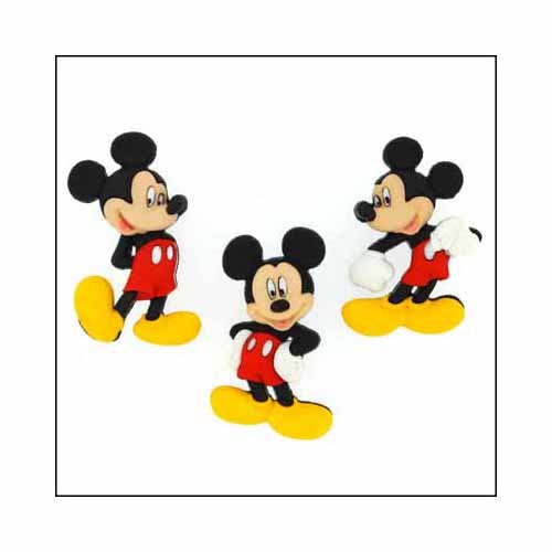 Disney - Mickey Mouse Buttons