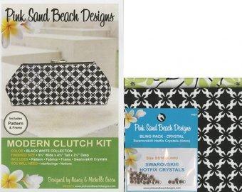 Modern Clutch Purse Kit