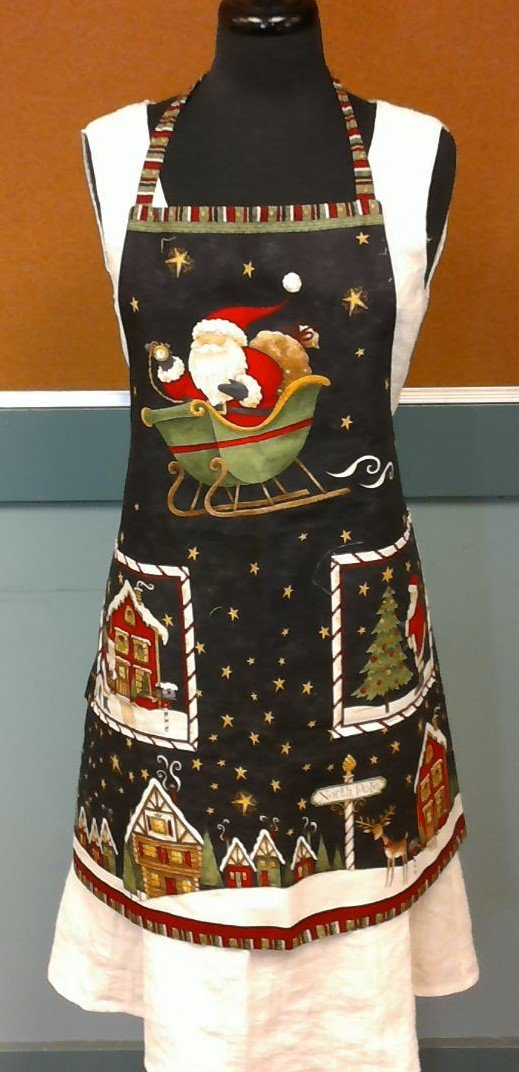 North Pole Apron