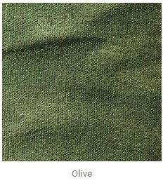 12oz Waxed Canvas - Olive (21H)