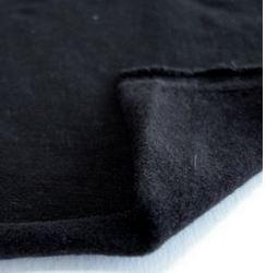 Perry Poly/Rayon Fleece- Black