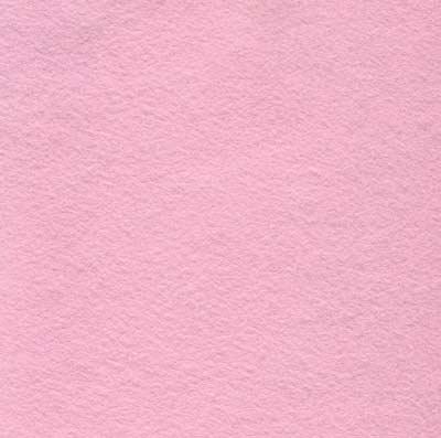 Wool Felt Pink - square
