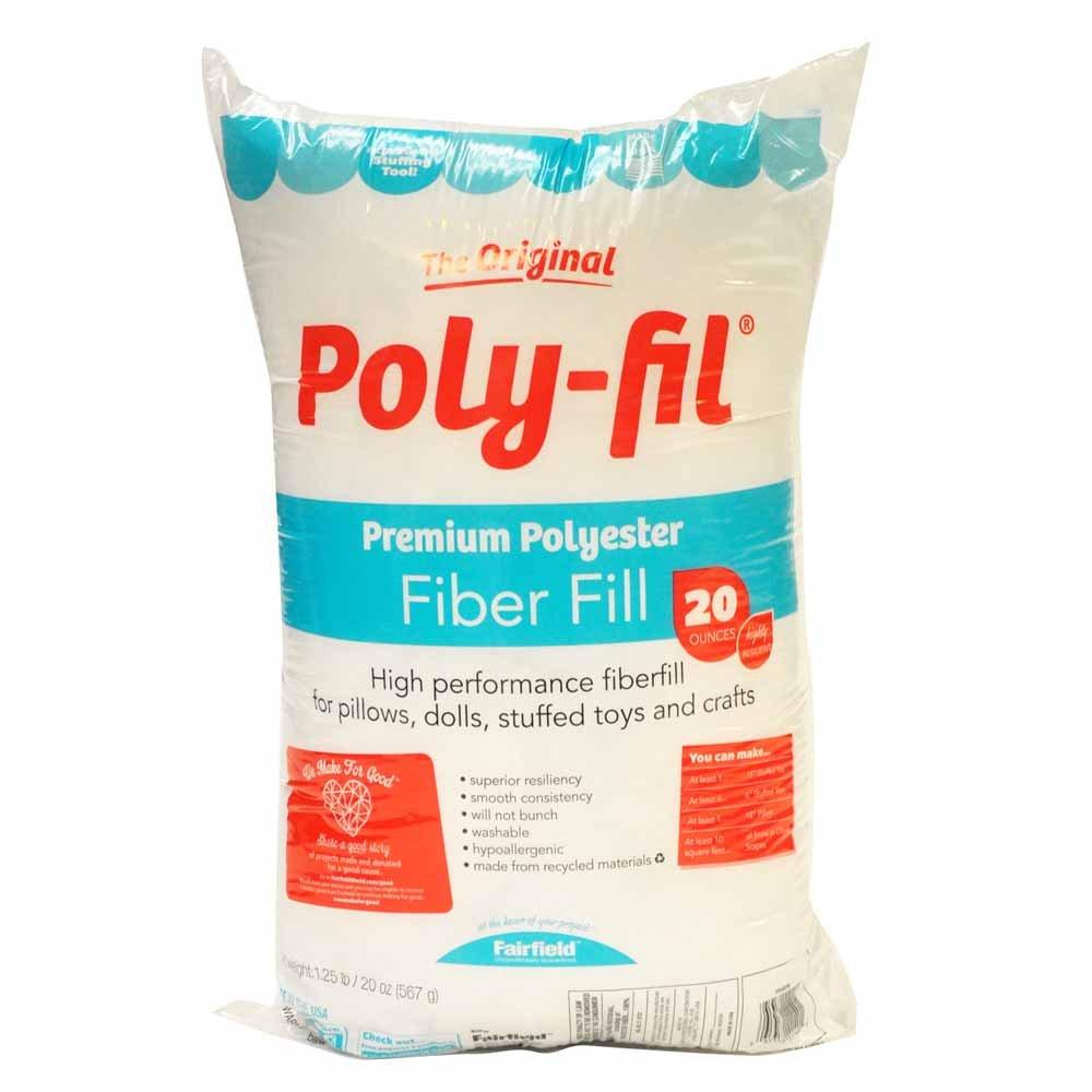 Poly-fill stuffing 20 oz