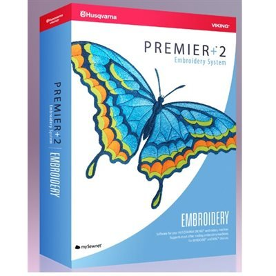 Premier+ 2 Embroidery System
