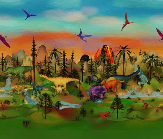 24763-513 Dino Mite- Volcano (20I)