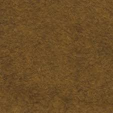 Wool Felt Safari Brown - square
