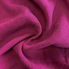 Sahara Linen -Raspberry