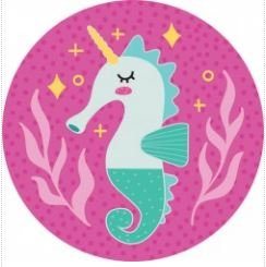 Ad-Fab Seahorse