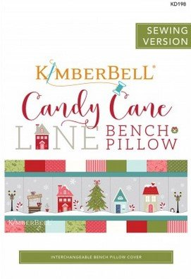 **PREORDER** Kimberbell Candy Cane Lane book SEWING VERSION