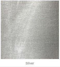 12oz Waxed Canvas - Silver (21H)