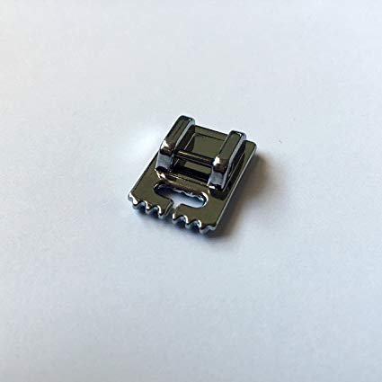 Japanese Snap-on Pintuck Foot 5 Groove