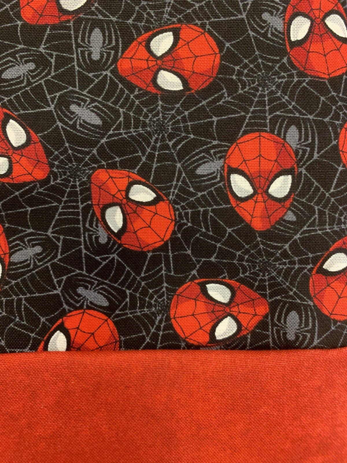 Spider-Man Pillowcase Kit