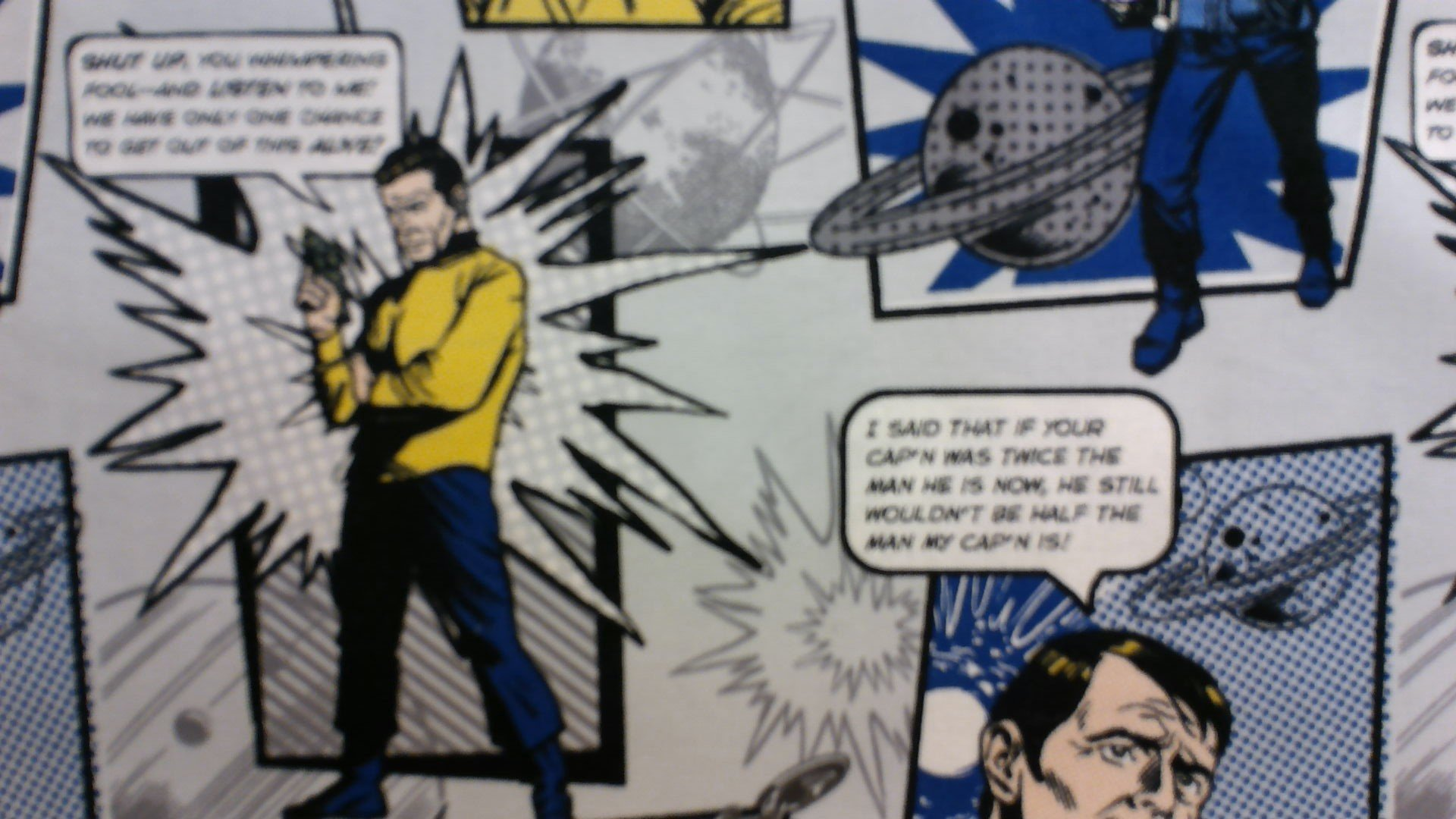 Star Trek Galaxy Pop - Quotes 63100302
