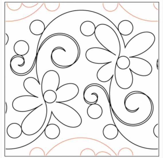 Paper Pantograph 10 Daisy Doodle