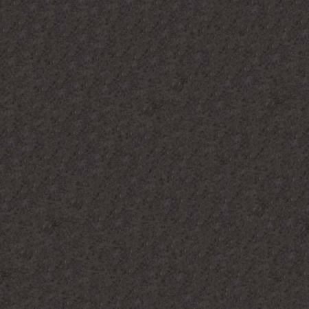 Wool Felt - Black -  8.5 X 12