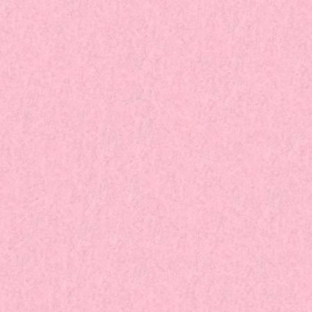 Wool Felt Pink - 8.5 X 12