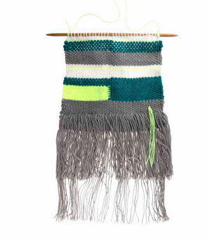 NEEDLE LICIOUS Weaving Kit - Wallhanging