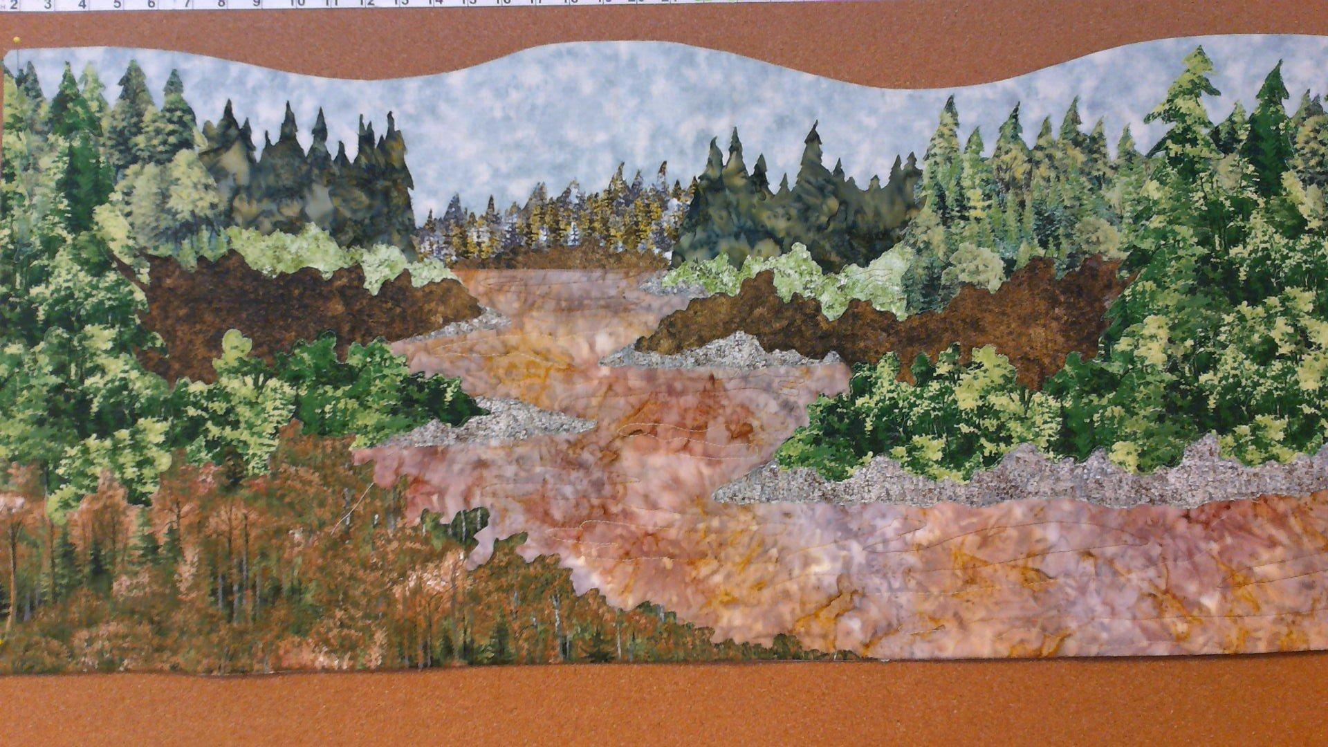 Landscape Wallhanging