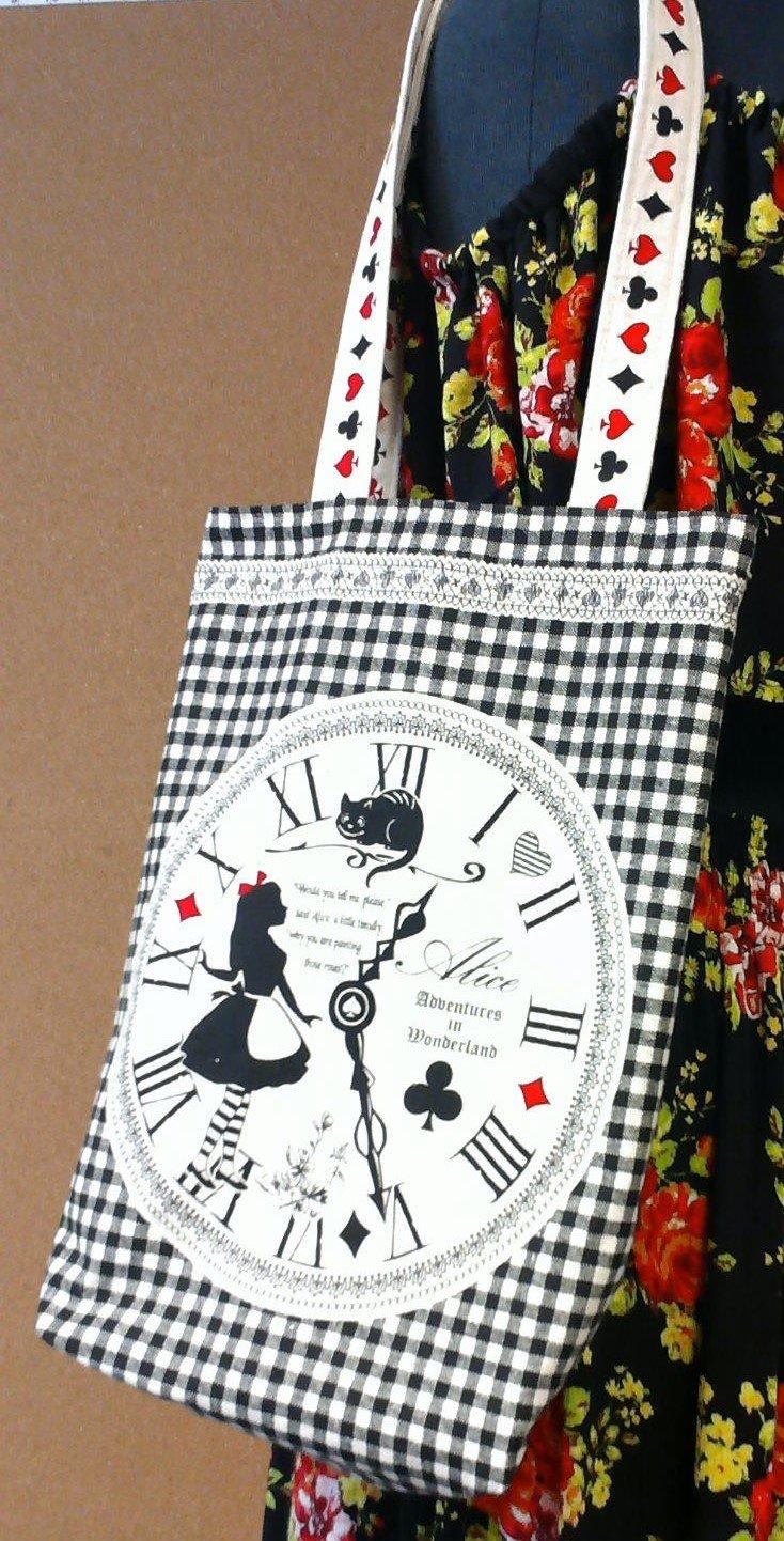 Alice in Wonderland Bag 2