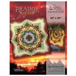 Quiltworx Judy Niemeyer Prairie Star